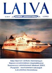 Laiva 1/2002 kansi