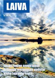 Laiva-lehti 1-2020 kansi