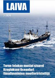 Laiva-lehti 2-2020 kansi
